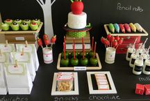 party ideas. / by Becky Hollenkamp