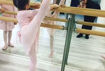 My ballerinas from classes