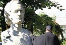 Mihai Eminescu / Nascut la sat, poetul national al romanilor a purtat mereu cu sine limpezimile cerului de la Ipotesti - http://www.antenasatelor