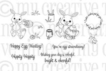 Happy Hunting / Inspiration for this stamp set! / by My Creative Time