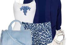 Мой стиль - синий