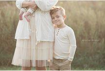 Was man anziehen soll: Familien Fotoshooting / Klamotten, Familien, Gruppenfoto