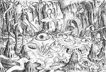 illustrations - Otis, Erol