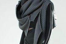 Knitted Futuristic