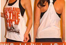T Shirt/Clothes DIY