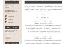 CV ideeen