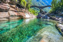 Schweiz Tessin Verzascatal Valle Verzasca