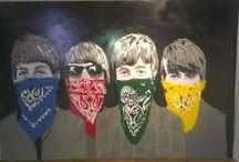Graffiti by Hoozinc / www.hoozinc.com
