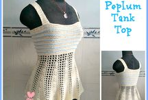 Happy Hooker - Wearables / Crochet clothing and wearables
