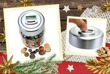 Christmas Gift Money saving Box