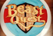 Beast Quest Birthday