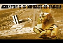 * JK/AKHNATON  -  EGITO/BRASILIA * *** *******
