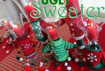 2016 ugly Christmas sweater party ideas