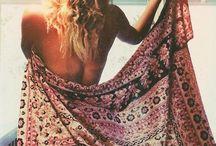 wrap me up / kimonos, silks, prints, scarves