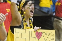 WSU Shocker Pride / Showcasing Wichita State Shocker pride! / by Wichita State University Foundation