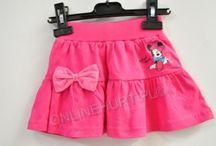 Spódnice dziecięce Myszka Minnie / http://onlinehurt.pl/?do_search=true&search_query=myszka+minnie
