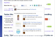 """Social Media News / What's happening in the world of """"us."""""""
