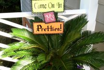 Holiday decorations / by Gayle Perrett