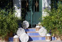 Happy Hamptons - Kolleksjon / Dette er en av Rivièra Maisons tre kolleksjoner denne sesongen. Opplev Happy Hamptons med friske farger inspirert av husstander rundt South Hampton og East Hampton.