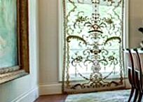Window treatments / by Shirley Ede