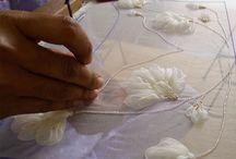 fabric manipulation (handwork)