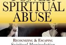 Spiritual abuse and deception / Spirituality