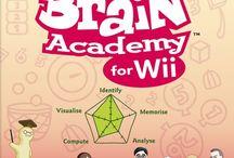 Educatieve games / Educatieve games voor de Wii: informatieve games voor in het onderwijs en voor thuis. Puzzel games, denkspellen, en hersengames (brain training). Met welke game leer jij spelenderwijs nieuwe dingen?