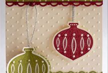 crafts/cards - Christmas / by Kelly Besser