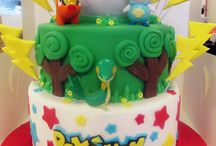 Pokemon Party / by Jennifer Michaelis