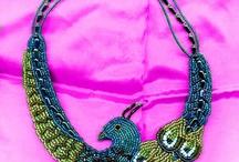 collar bordados