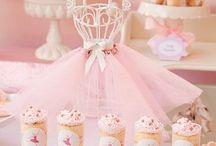festa di compleanno ballerina