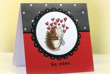 Penny Black cards / by Michele Gosling