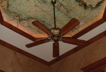 Decorating - Walls & Ceilings