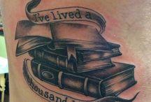 Tattoos / by Jennifer Lowery Kamptner