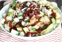 Salads / by Natalie G