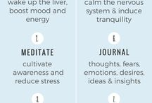 Morning Routine Inspiration - {a} Mindful Life