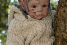 Goblin, fairies, troll...