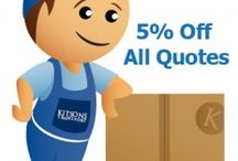 Manchester / Services and information from Kitsons Transport in the Manchester area