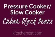Instant Pot - pressure cooker recipes