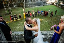 Mayan Ruins weddings - Belize weddings