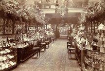 Shops history