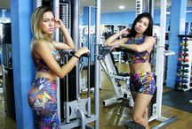 Fitness clothing | Artist: DOES / Designs by Does, graffiti writer from Brazil