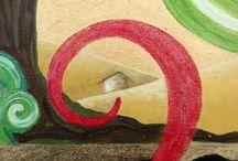 Quadri dipinti a mano / Eseguo su commissione quadri ad olio con soggetto a vostra scelta: imitazione di quadri famosi, riproduzione di fotografie, soggetti di fantasia o copia dei miei stessi quadri che trovate, a titolo esemplificativo, nella mia Gallery. I quadri vengono dipinti anche sui lati e non necessitano di cornice.