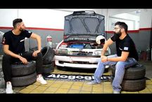 car videos / fast car videos from dragster dynometer e.t.c