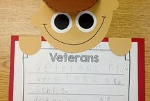 Veteran's Day / by Carly DeAugustines Saal