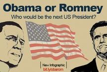 Obama or Romney (U.S Presidential Elections)