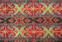 fairisle/norwegian knitting