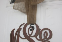 All About Monogram / by Somer Duncan