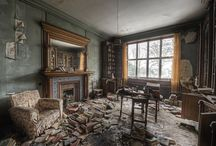 Abandoned  / by Jeanette Weiner