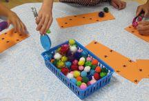 Fine & Gross Motor Ideas / Kindergarten, Prep, fine motor, gross motor, movement